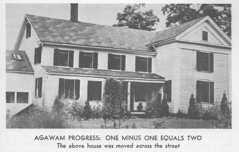 Agawam Org Worden House