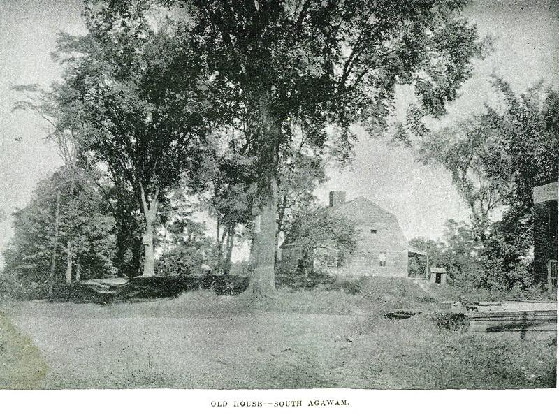 Agawam Old House South Agawam