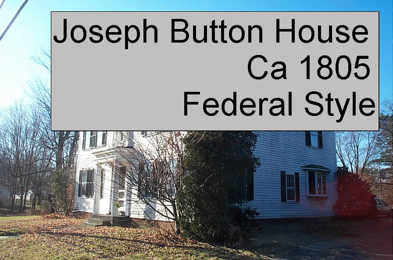 Joseph Button House in 2006 before the move and restoration