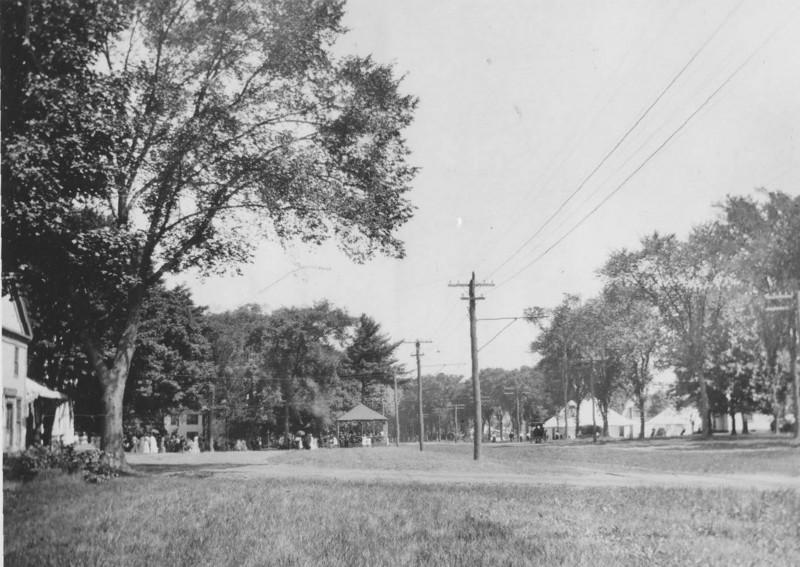 Agawam Main St looking North 1905