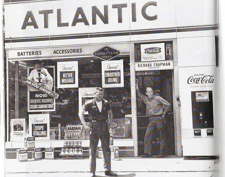 Agawam Chapman's Atlantic