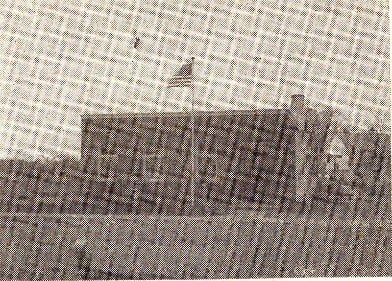 Feeding Hills Post Office 1955