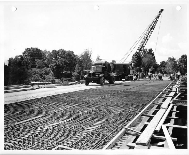 Agawam Bridge 5 1946
