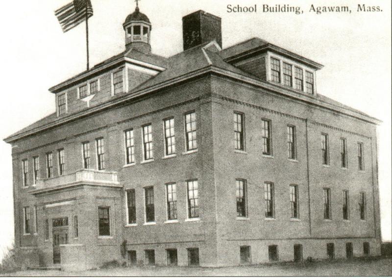 Agawam Maple St School