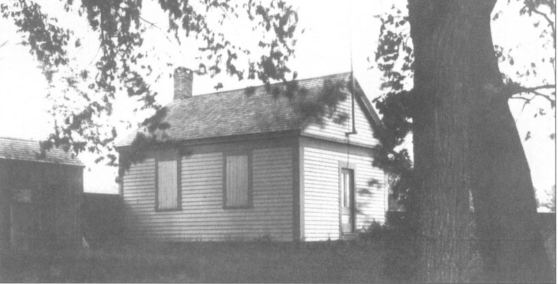 Agawam River Rd School House