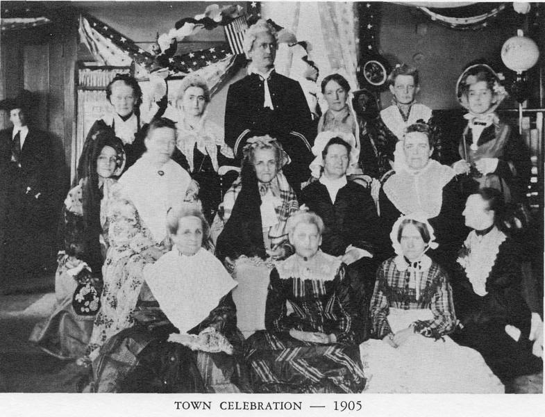 Agawam Town Celebration 1905