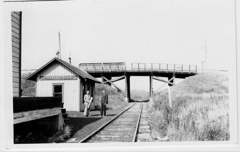Agawam C N E Station 1936