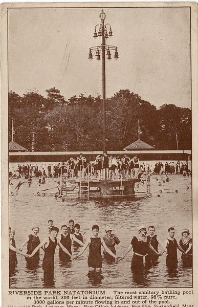 Agawam Riverside Park Swiming 2