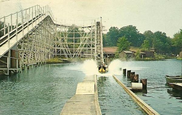 Agawam, Roller Coaster