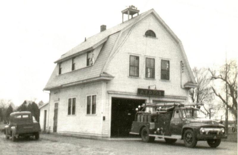 Agawam Hose Fire House