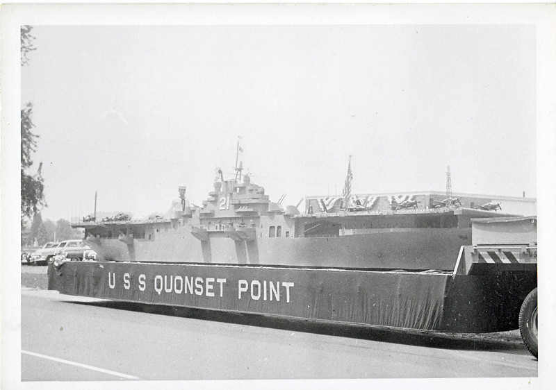 Agawam 1955 Parade Float 7