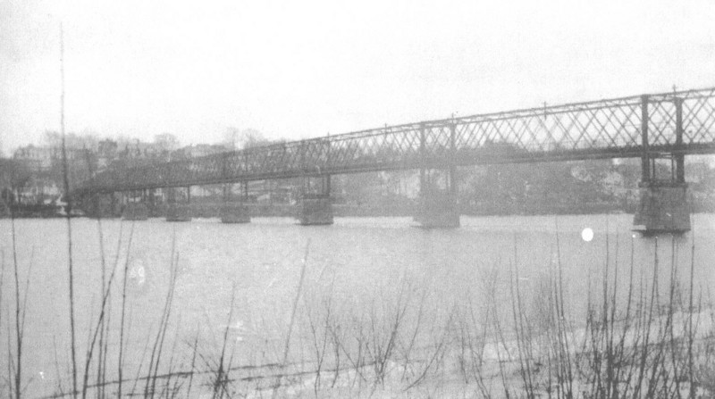 Agawam South End Bridge 1932