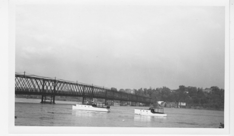 Agawam South End Bridge 1936