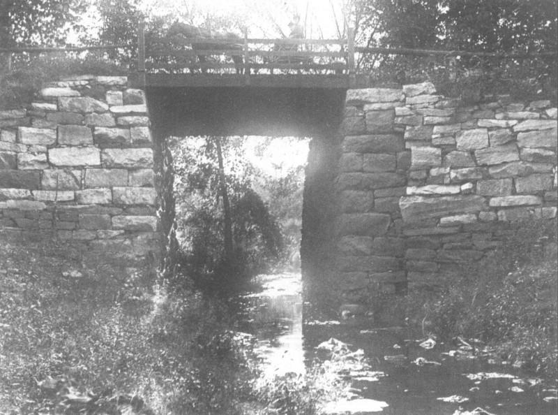 Agawam Bridge 3 mile Brook