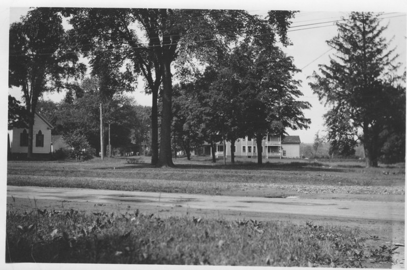 Agawam Elm St from Main 1913