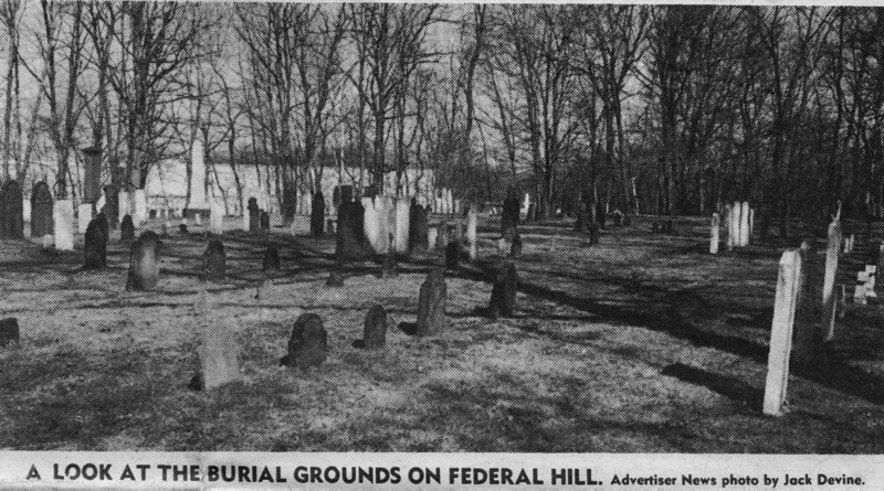 Agawam, Federal Hill Cemetery