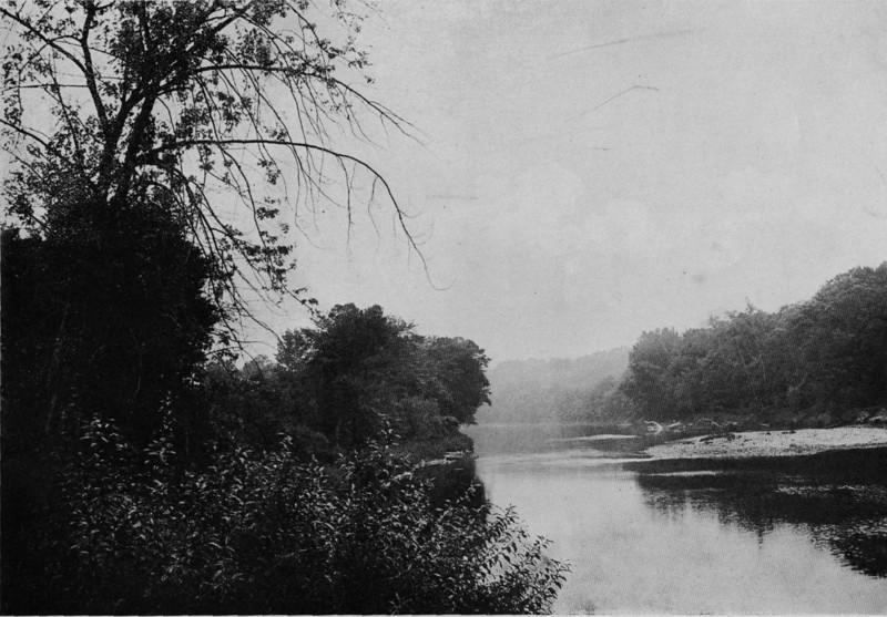 Agawam Westfield River 1905