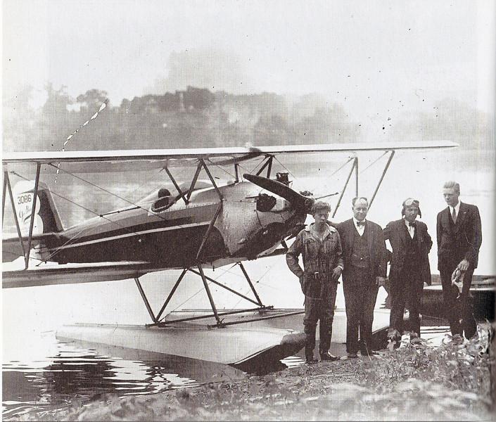 Agawam Granville Model A Plane