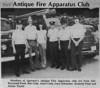 Agawam Antique Fire Apparatus Club