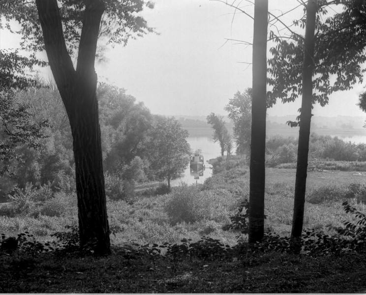 This image is from the original glass negative that is part of a collection of pictures taken by Rev. Hollis A. Campbell in Agawam and Feeding Hills during 1895 and 1896. These are the oldest known pictures of Agawam and Feeding Hills. To see more detail click on the picture and enlarge it.