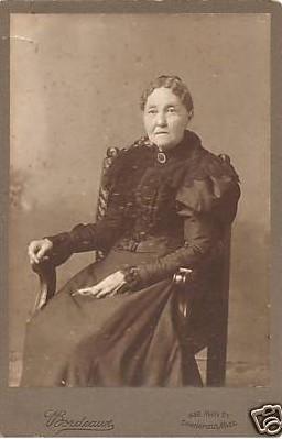 Agawam Aunt Eliza Austin