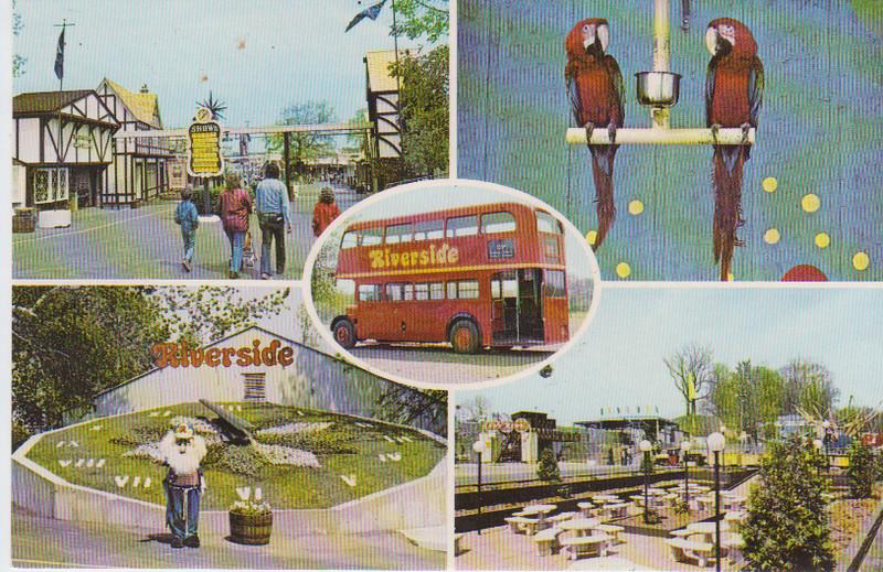 Agawam Riverside Park Views