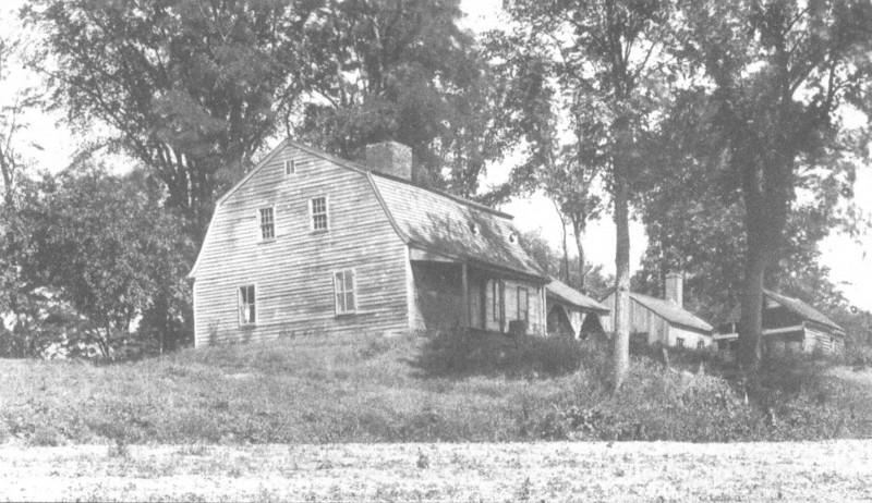 Agawam Elijah Porter House
