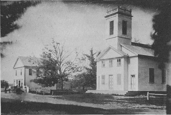 Agawam Church and Store