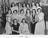 Agawam Baptist Choir 1939