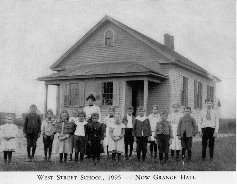 Agawam West St School