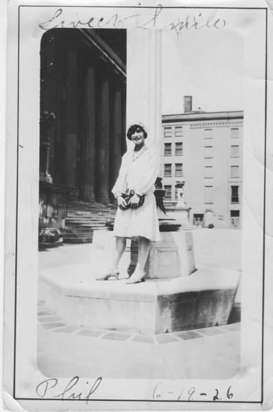 Agawam Philomena Menna 15 years old