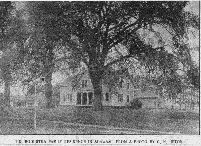 Agawam Bodurtha Residence