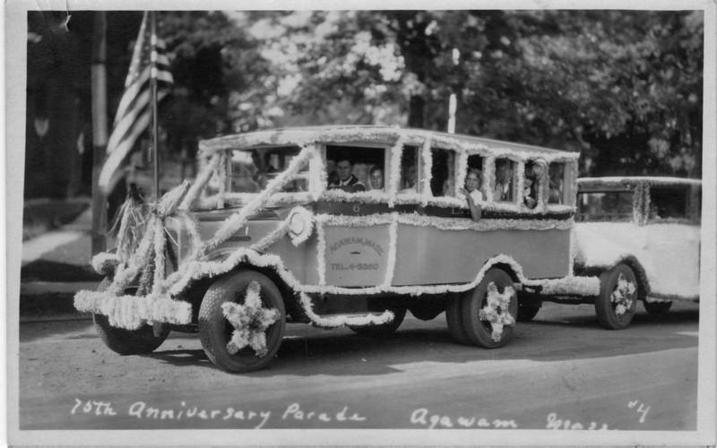 Agawam 75th Ann Parade 5