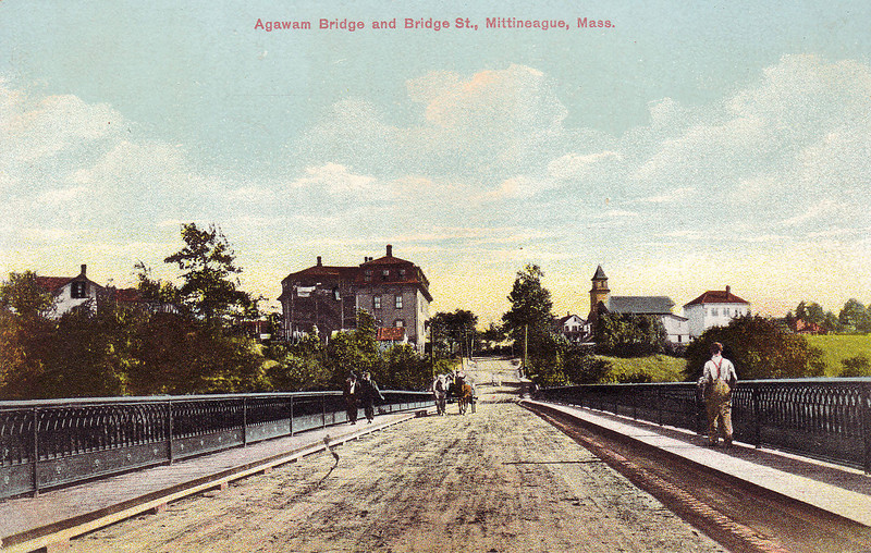 Agawam Mittineague Bridge