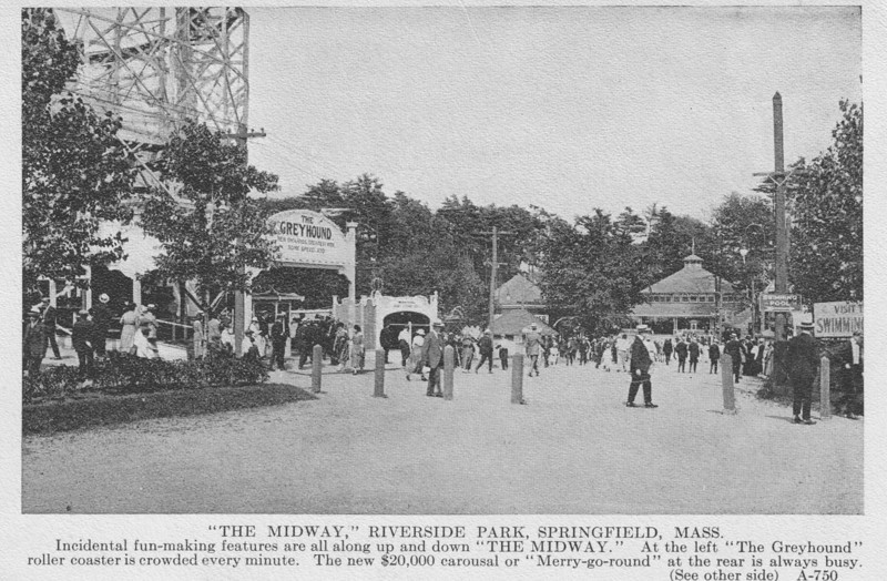 Agawam Riverside Midway