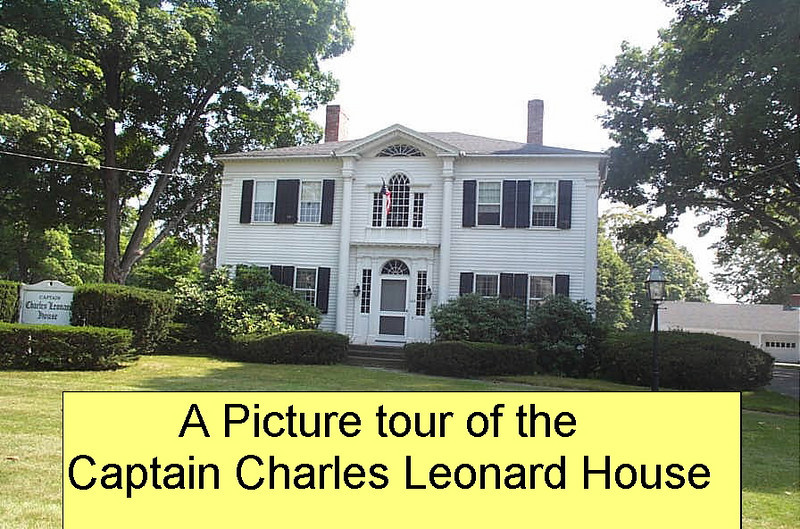 Agawam Capt Charles Leonard House a