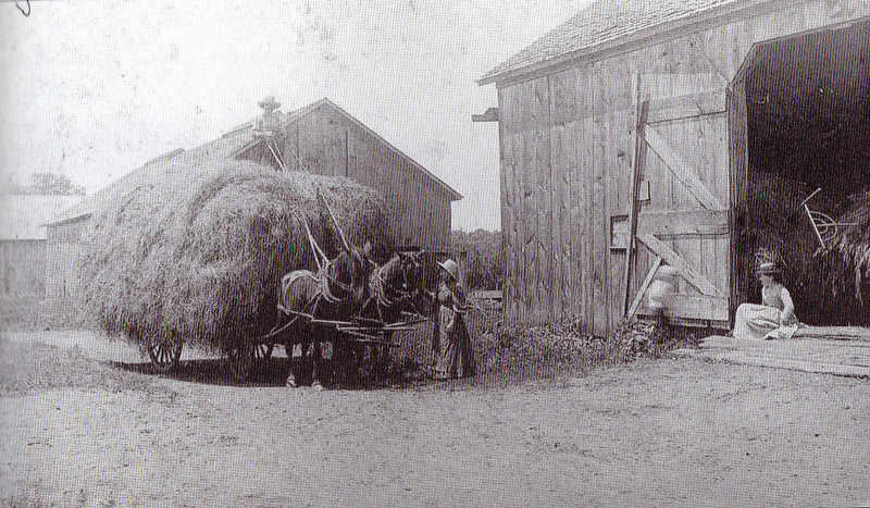Agawam Porter Farm 1891