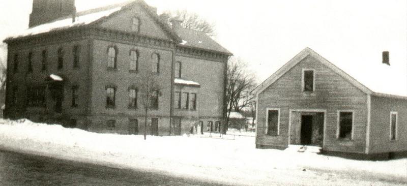 Feeding Hills Old Elementary School
