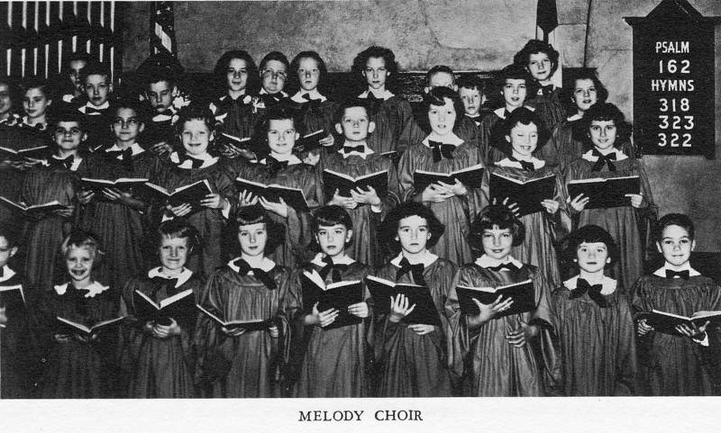 Agawam Baptist Melody Chior