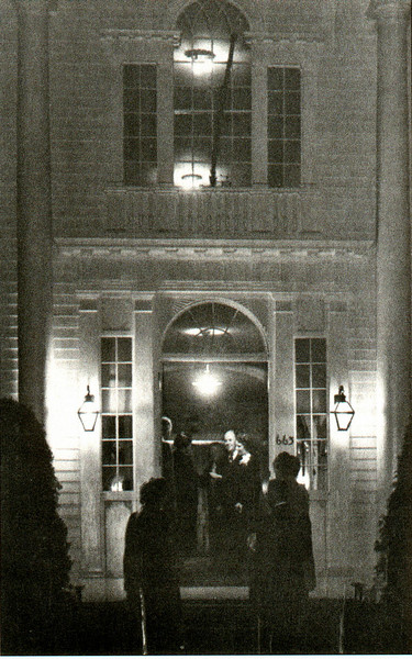 Agawam House Leonard Opening