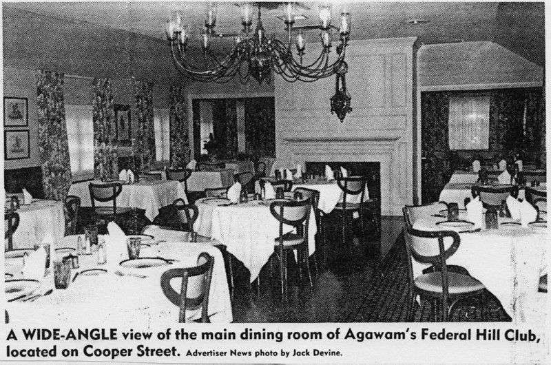 Agawam Federal Hill Club Interior View 5