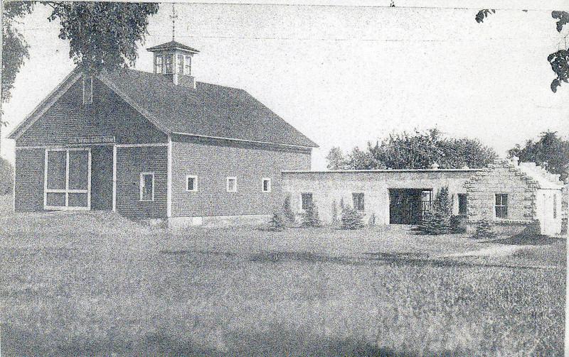Barn and Well House Agawam or Feeding Hills
