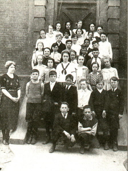 Agawam School Class Photo 8
