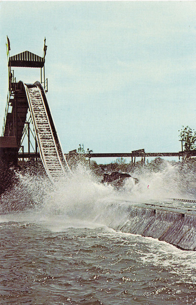 Agawam Riverside Waterslide