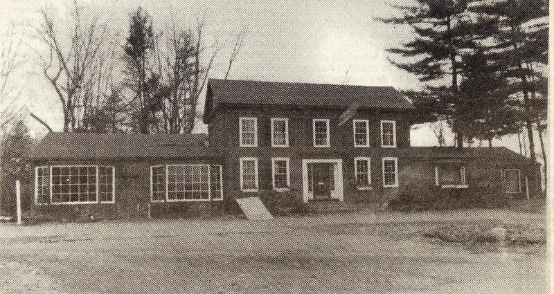 Agawam Betty's Town House