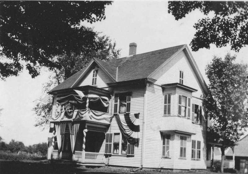 Agawam Haywood House 1905