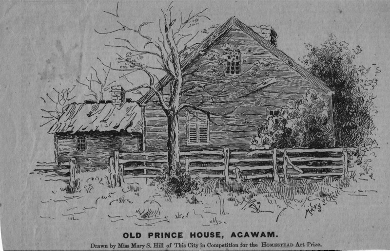 Agawam, Old Prince House
