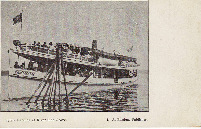 Agawam Riverside Sylvia landing