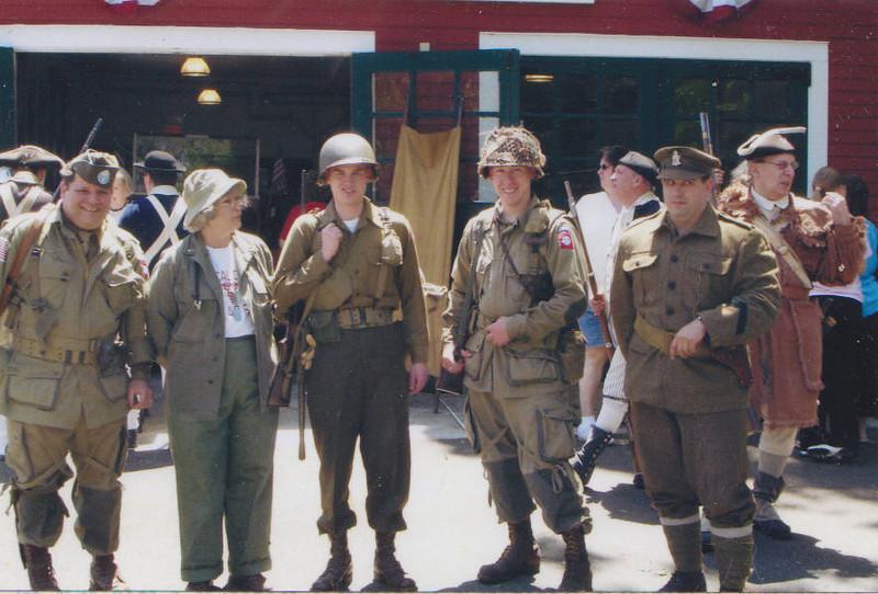 Agawam Memorial Day 2008