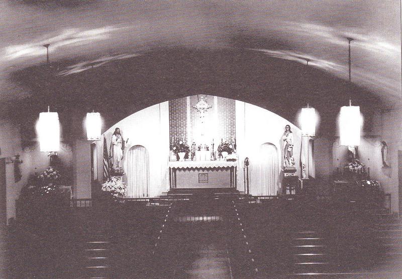 Agawam Interior St John's Ch